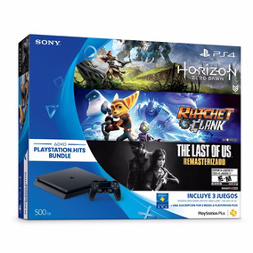 Sony Playstation 4 Ps4 Hits Bundle Nuevo Envio Gratis!!!!
