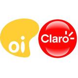 Recarga Celular Crédito Online Oi Claro R$10