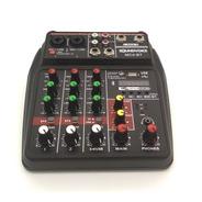 Mesa De Som Interface De Áudio Usb Bluetooth + Efeito Mc4-bt