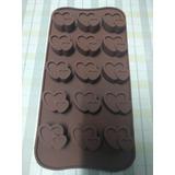 Molde Silicona Frio/calor Bombones Chocolates Figuras