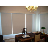 Cortinas Roller Black Out A Medida (instalamos)