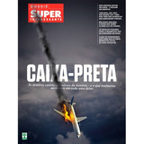 Superinteressante Caixa Preta Avião Desastre Aéreo Lacrada!