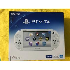 Ps Vita Slim Version Japón
