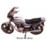 Silenciador Honda Cb 400 T Hawk Tipo Original Bianchi Motos