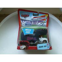 Disney Cars Elvis Presley Rv Mattel Relâmpago Mcqueen