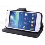 Case Carteira Celular Galaxy S3 Duos I9300 + Película Vidro
