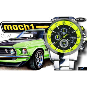 Reloj Cronografo Edicion Platino 100mts Envio Gratis!!