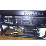 Generador Hyundai Hhy3000fe