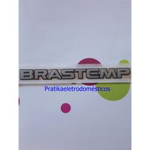 Adesivo Logotipo Emblema Brastemp Alto Relevo Original M.p