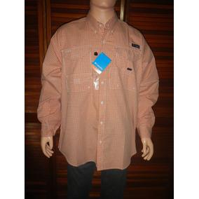 Camisa De Caballero Marca Columbia Original
