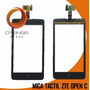 Mica Tactil Zte Open C Firefox 100% Original (orange Store)