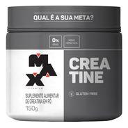 Creatina 150g Max Titanium Monohidratada - 100% Pura Em Pó