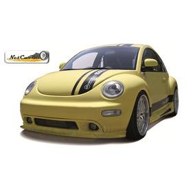Body Kit Spoilers Vw New Beetle 2001 2005 Original Poliure