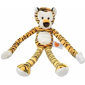 Pelúcia De Abraço Sapo, Cachorro Macaco E Tigre - Bbr Toys