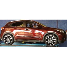 Jogo Roda Civic Exr Aro18 Nissan Tilda Versa Livina Kicks