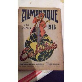 Almanaque Eu Sei Tudo De 1946