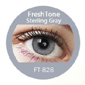 Lentes De Contacto Freshtone Promo X6 Pares Elegí Colores