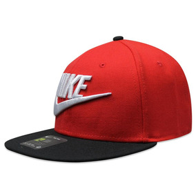 9232fc9c3043a Gorra Nike Snapback Misc Rojo blanco Unitallta