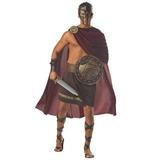 Disfraz Hombre Traje Adulto Guerrero Espartano - X-large