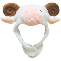 Disfraz Mujer Ovejas Ropa Animal De Brown Cabra Sombrero Ca