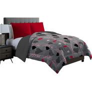 Cobertor Con Borrega King Size Capitonado, Modelo A Elegir