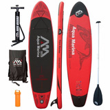 Paddle Board Inflable Aqua Marina Monster Exclusivo Bote