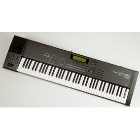 Manual Atualizado Teclado Roland Xp-80 Em Português - Pdf