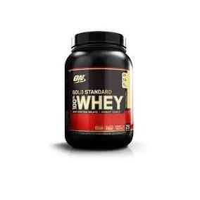 Gold Standard 100% Whey 2 Lb Vanilla - Proteína