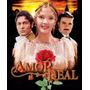 Novela Amor Real Dublada Em 33 Dvds - Frete Grátis