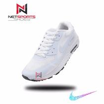 Tênis Nike Air Max Lunar 90 Top - Novo Importado Confortável