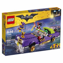 Lego The Batman Movie 70906 Coche Modificado De The Joker