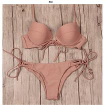 Traje De Baño Para Mujer De Moda Bikini