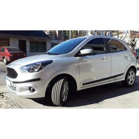 Ford Ka 2016/18 Baguetas De Puertas + Protectores Paragolpes