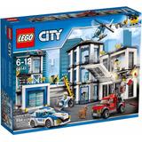 Lego 60141 Estación De Policía City 2017, Envío Gratis