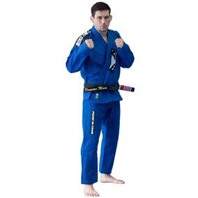 Kimono Jiu Jitsu Pro Series Bad Boy Azul