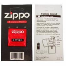 Repuesto Mecha Zippo Original Genuina 10cm Lon Mantenimiento