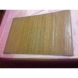 Alfombra De Bambu 100% Natural 60x90 Cm