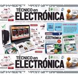 Curso Técnico Electrónica / Repare Diseñe Y Simule Circuitos