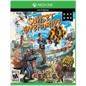 Sunset Overdrive Dublado Jogo Game Xbox One Novo Day One Pt