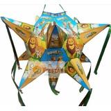 Piñata Peppa Armable Forma Estrella Novedosa