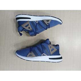 Adidas Nmd Blancos Tenis Adidas para Hombre Azul marino en
