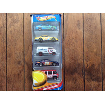 Hot Wheels 5 Pack Super Speeders Gift Pack 2011