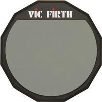 Vic Firth Practicador Para Bateria 6 Una Cara Modelo Pad6
