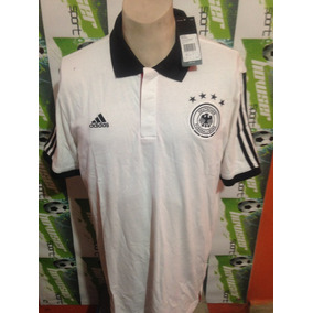 Playera Cuello Sport adidas Seleccion Alemania 100%original