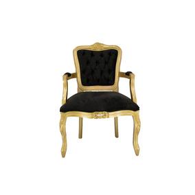 Cadeira Amamentação Decoração Luiz Xv - Hacke Móveis