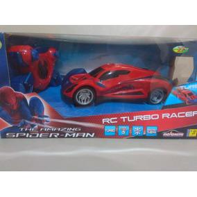 Carro Spiderman Control Remoto