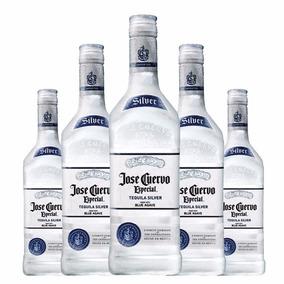 Caixa 12 Tequila Jose Cuervo Silver Branca 750ml Fret Grátis