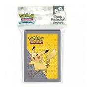 Sleeve Pikachu C/65 Pacotes