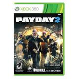 Juego Payday 2 Xbox 360 Ibushak Gaming