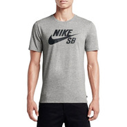 Nike Remera Cinza Sb Dri Fit Ok Grey Heather Ar4209-068 4209